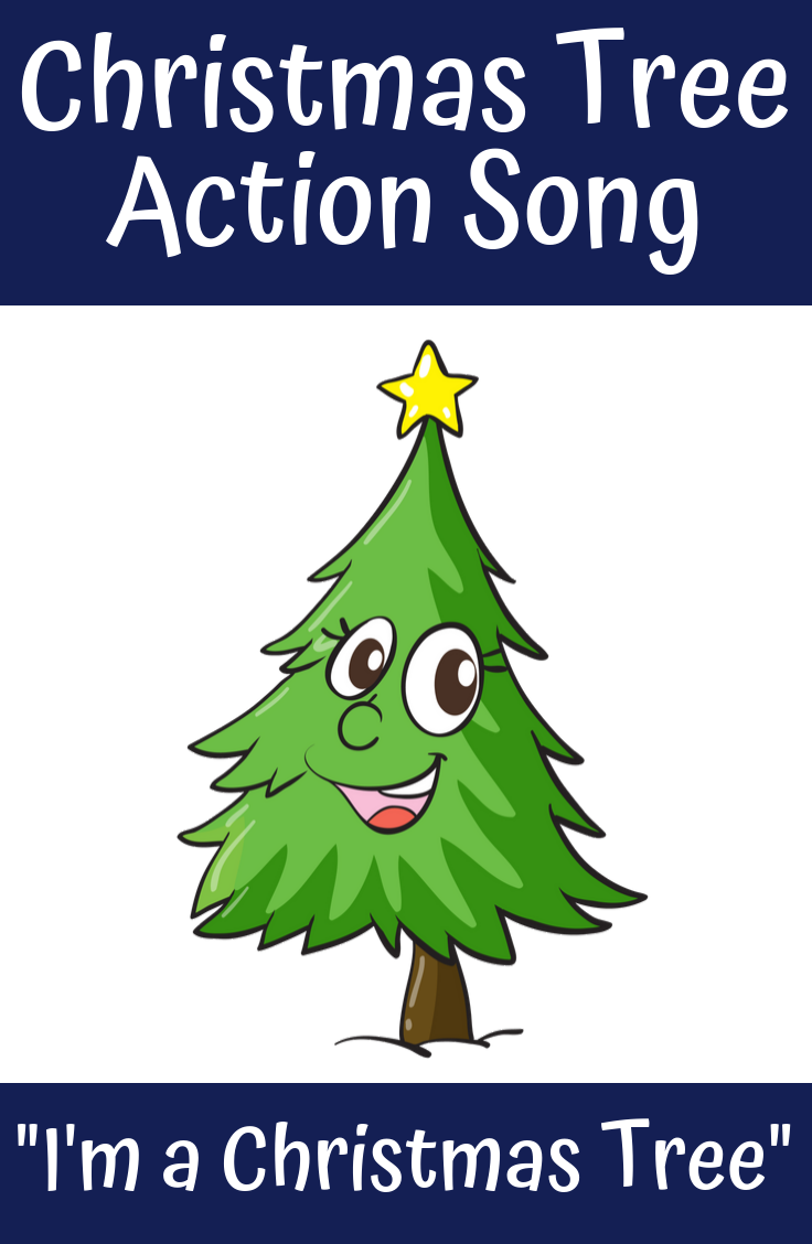 Christmas Action Song & Activity Holiday Program mp3s