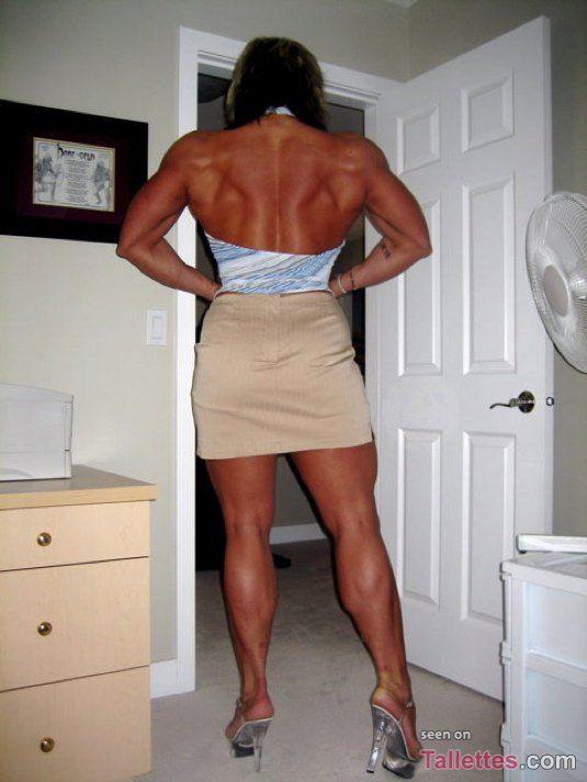Tall Strong Sexy Women 54