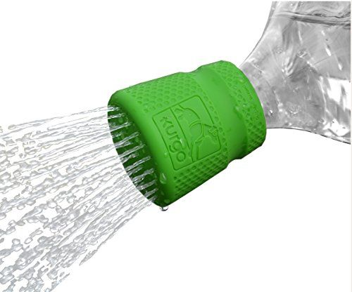 Kurgo Portable Outdoor Shower for Dogs | Dog Grooming Tool | Pet Bathing Gear | Dog Travel Accessories | Hiking, Beac...