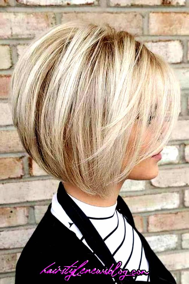 Photos De Bob Coiffures En 2019 Styles De Cheveux Courts Coupes De Cheveux Bob Coupe De Cheveux Bob Hairstyles Short Bob Haircuts Blonde Bob Haircut