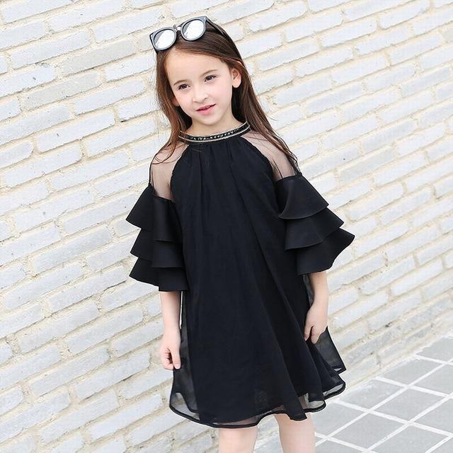 Girls Summer Dress Little Girls
