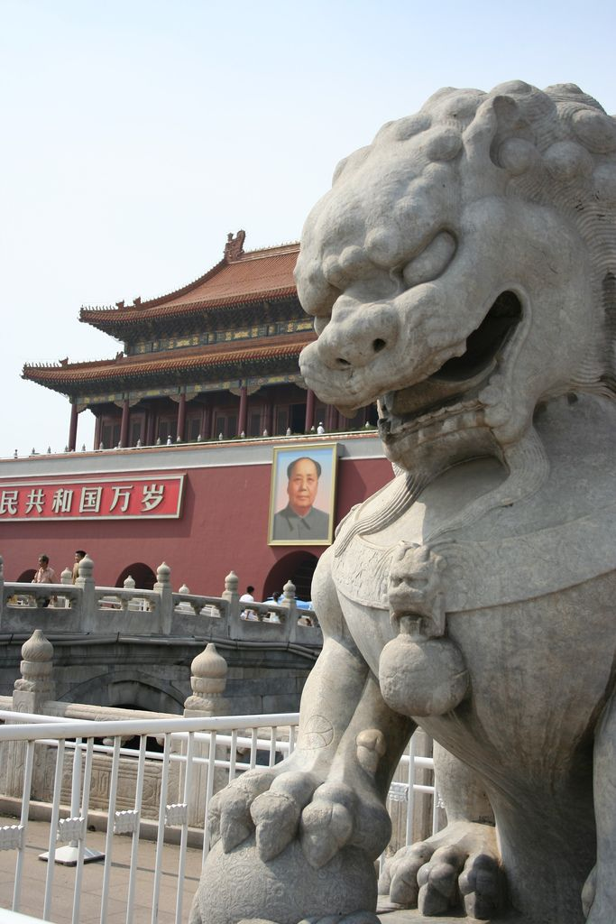 Beijing everyone should go to Beijing we walked on the