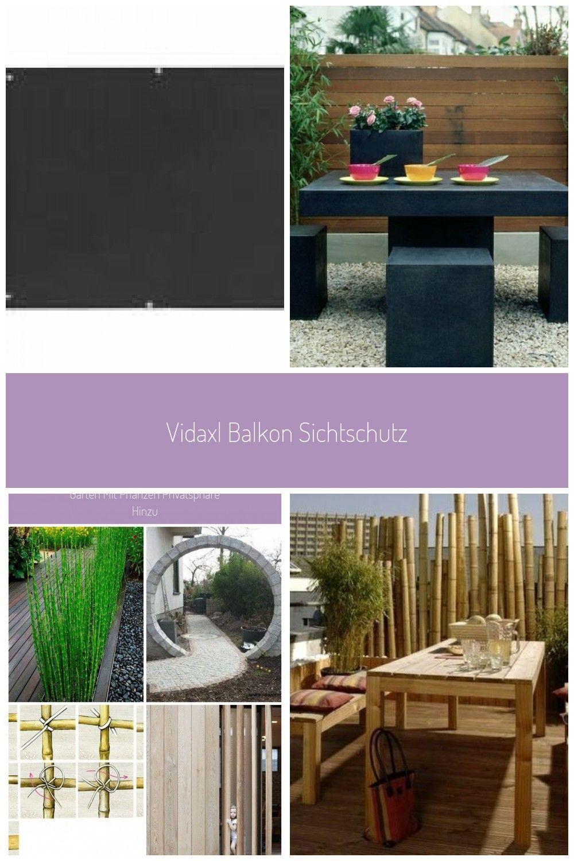 Vidaxl Balkon Sichtschutz 75x600cm Balkonabdeckung
