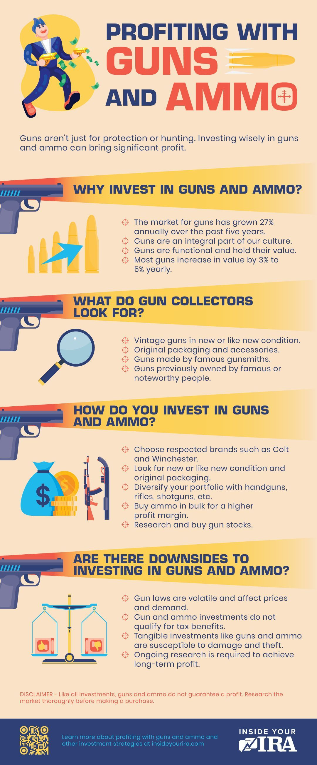 Guns And Ammo Infographic Ammo Storage Guns And Ammo Ammo