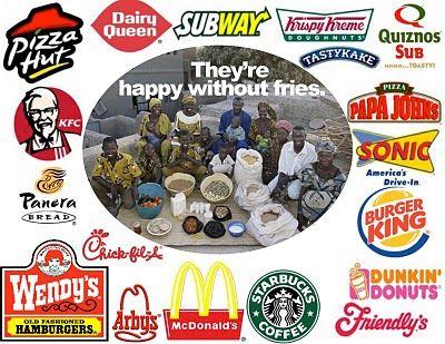 fast food consumerism visual literacy fast food consumerism