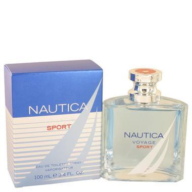 Nautica Voyage Sport by Nautica Eau De Toilette Spray 3.4 oz