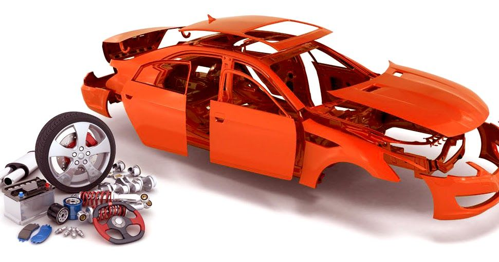 How to make purchase for spare auto parts? Used car