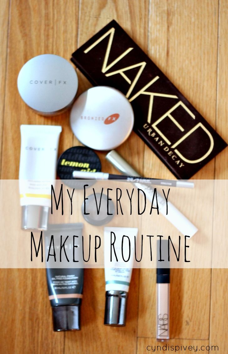 My Everyday Makeup Routine - Grace & Beauty