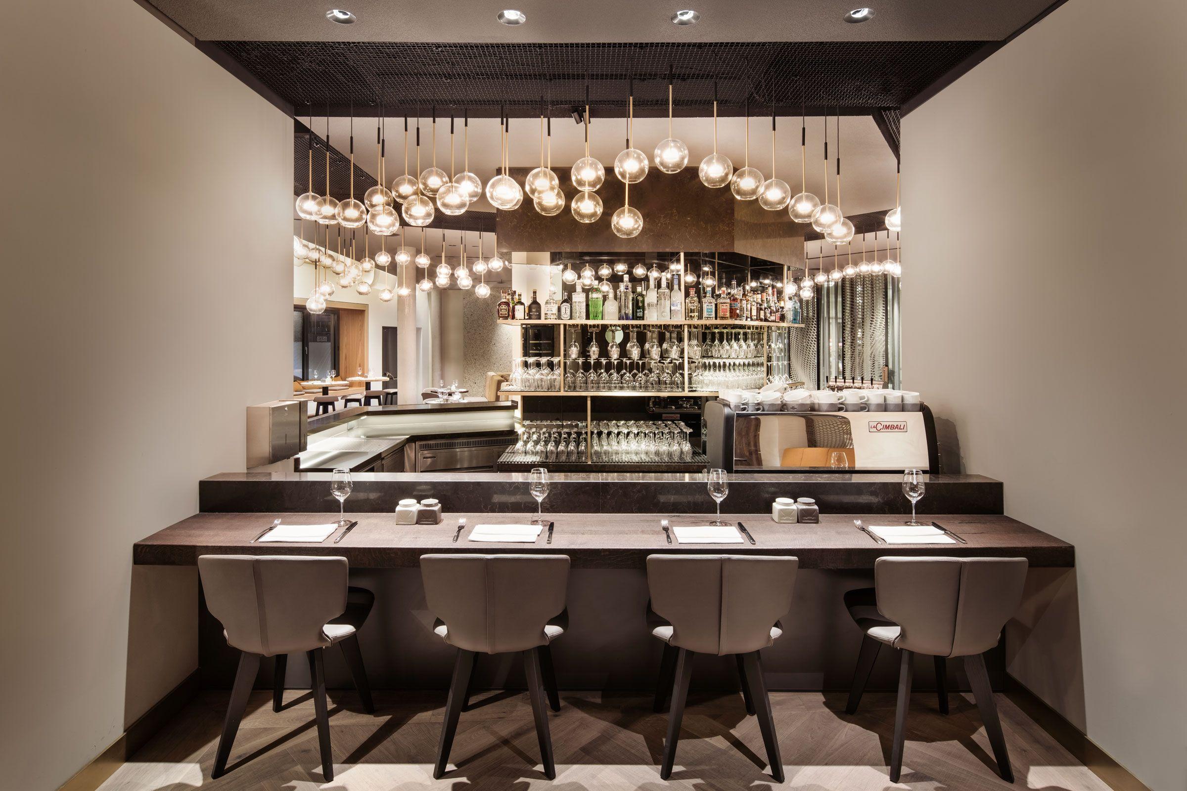 Interior Design Restaurant Enso Sushi Grill By Dia Dittel  # Muebles Wimpy Bogota