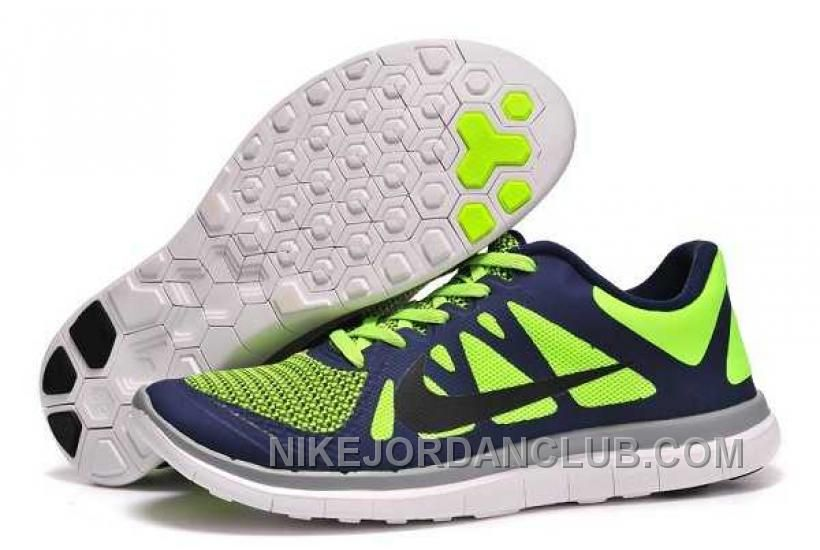 26447f90d507 Now Buy Nike Free Mens Blue Fluorescence Green Shoes New Save Up From  Outlet Store at Footlocker.