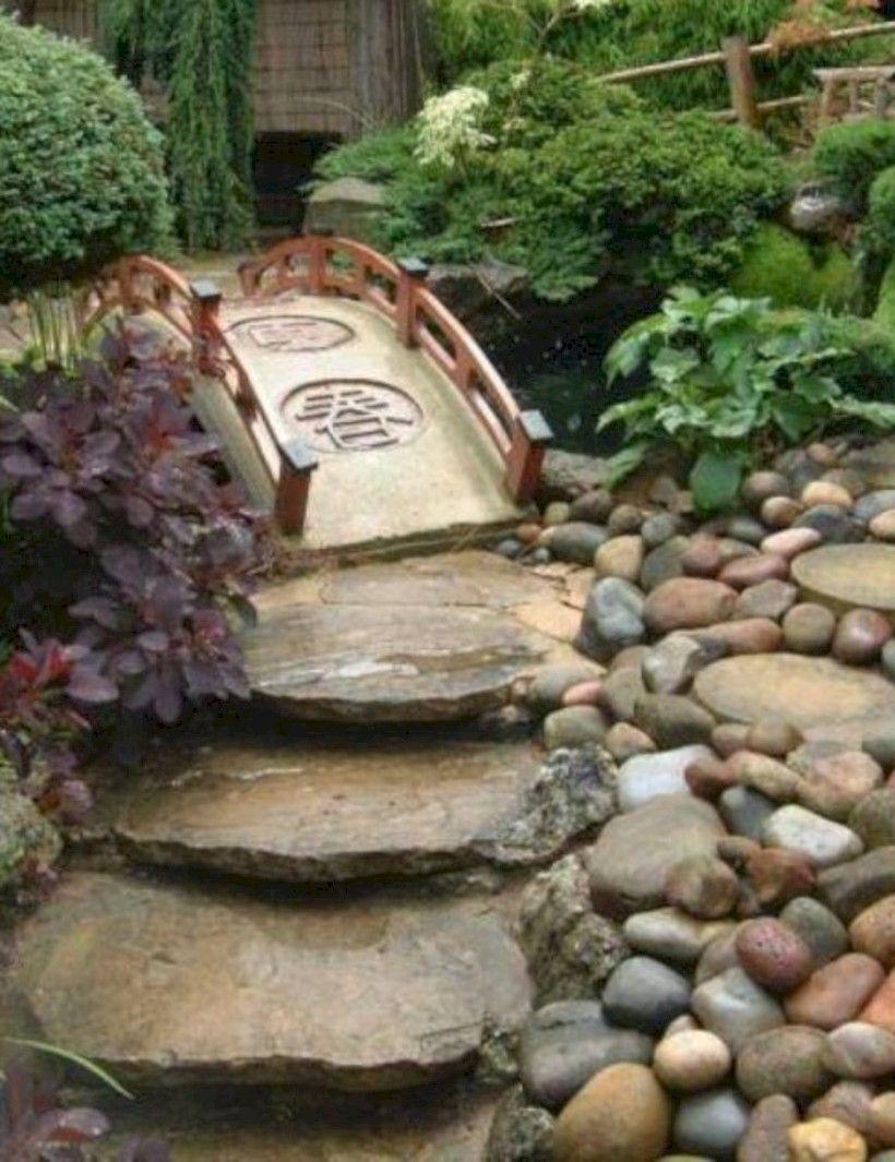 awesome 33 Backyard Japanese Garden Ideas awesome