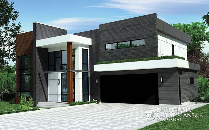 Custom 26 Fachadas Arquitectura Casas Modernas