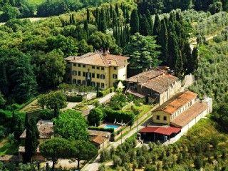 Feriehus villa Bucine, Italia | 10 soverom, soveplass til 33 - Luxury Villa 18. århundre, med basseng. Fin vingård i Chianti sentrale Toscan...