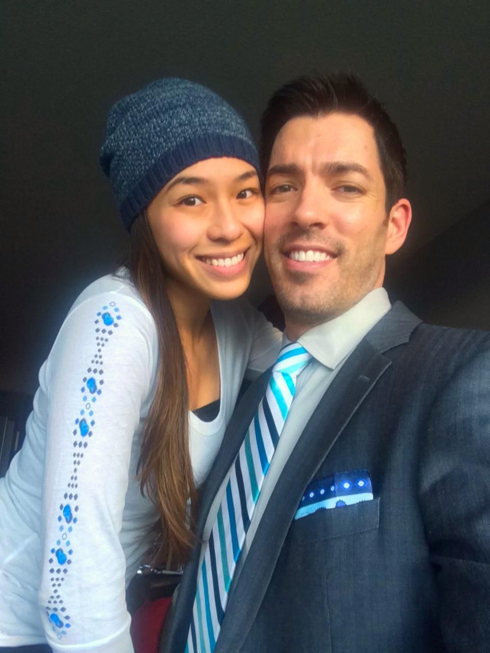 Drew scott married images galleries for How tall are the property brothers