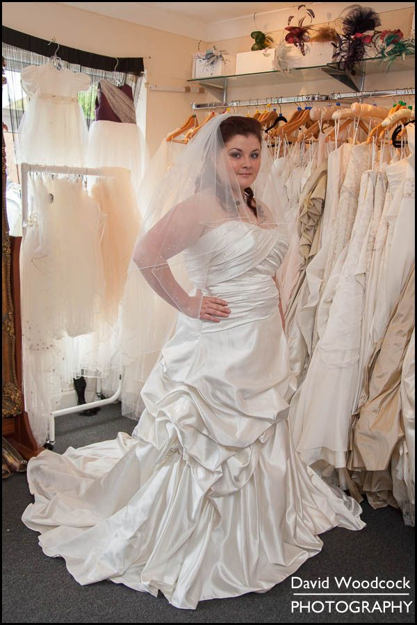Bridal gown for hire or purchase from Exquisite Boutique, 4a Hurn ...