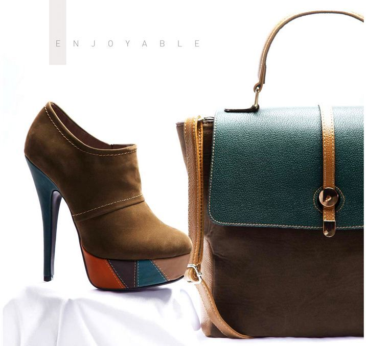 196774adb97e1 dsn-ayakkabı-çanta-modelleri | Combination of shoes and bags ...