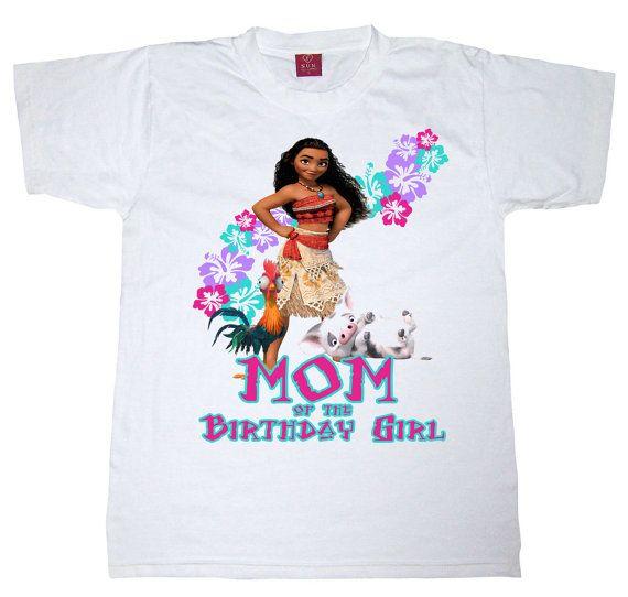 8f25e2d4 Family pack moana birthday shirt by WishesandkissesCo on Etsy ...