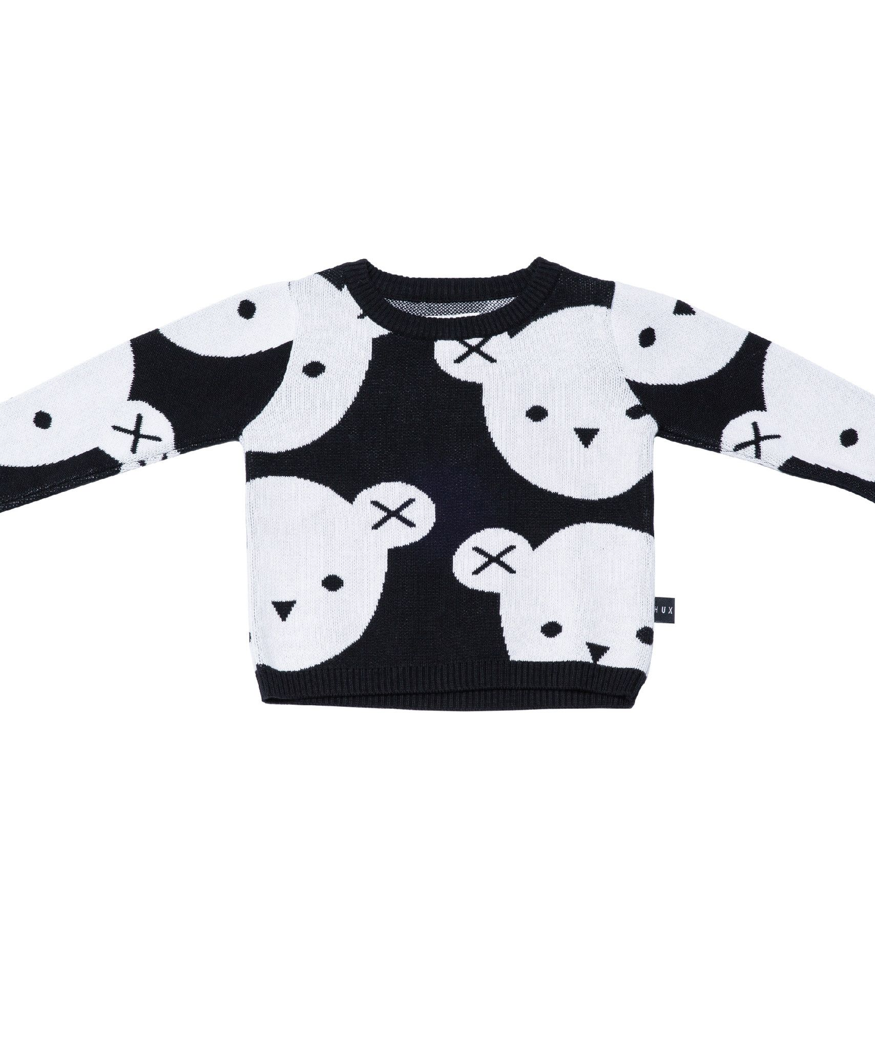 Huxbaby Big Falling Bears Knitted Jumper With Images Huxbaby