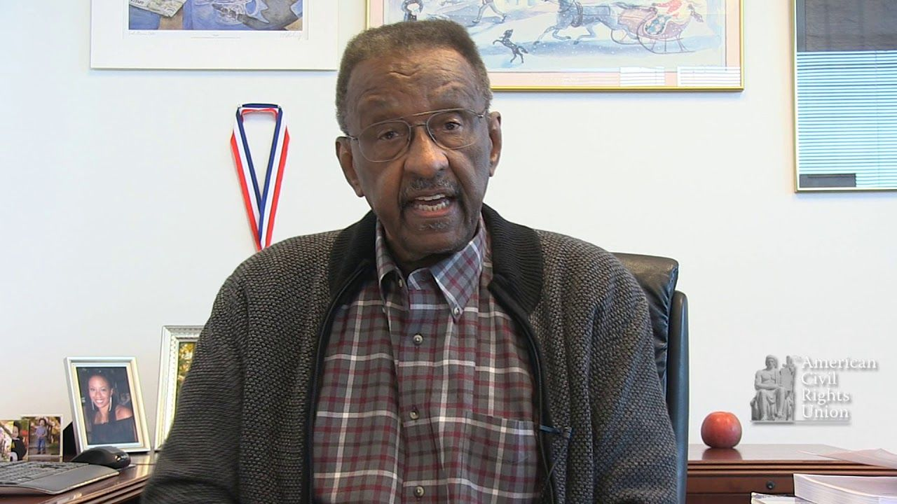 Prof. Walter E. Williams on The NFL Player Protest (With