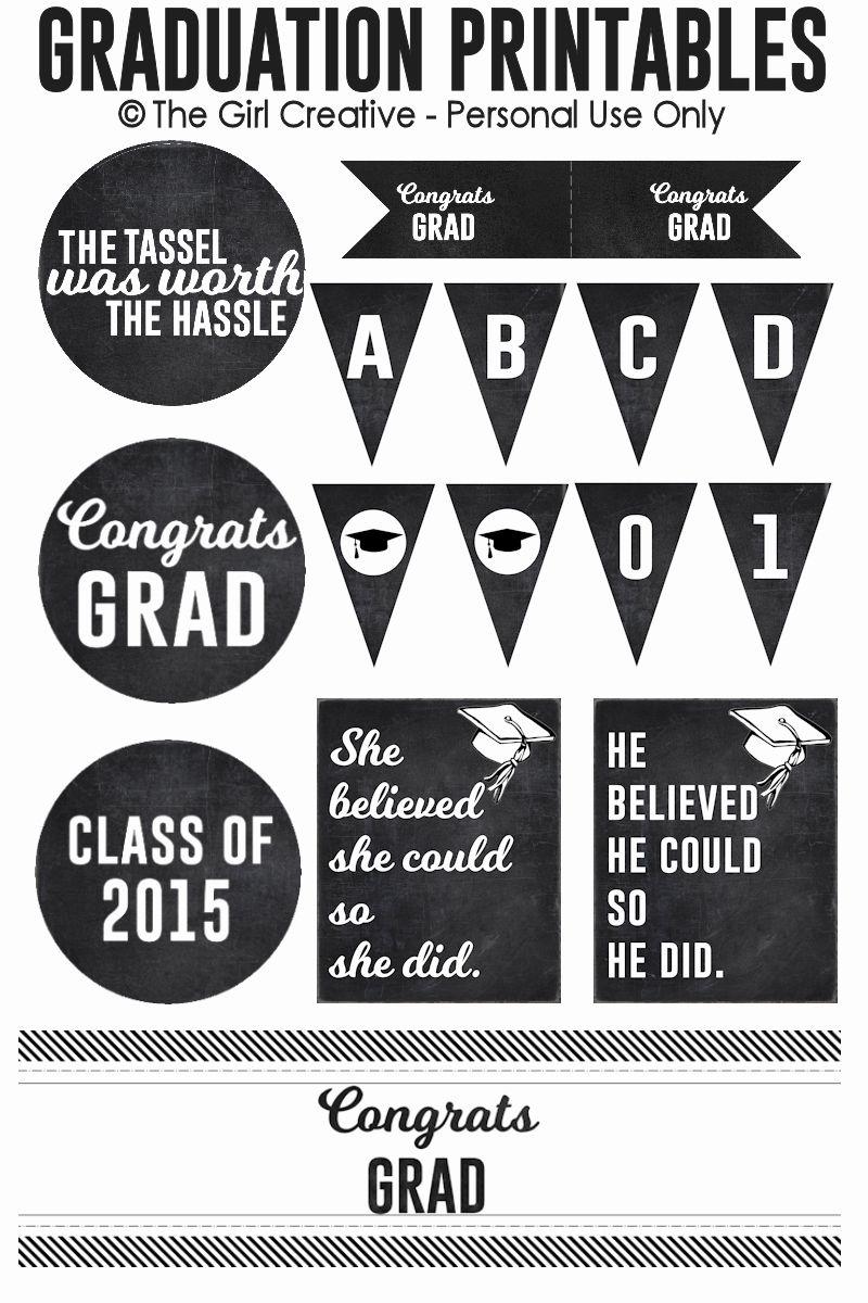 Graduation Address Labels Template Free Elegant 16 Of