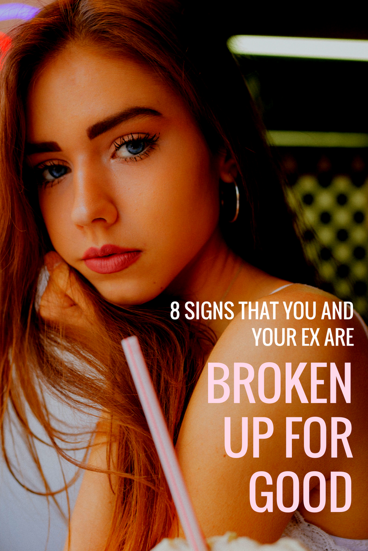 Signs your breakup is permanent