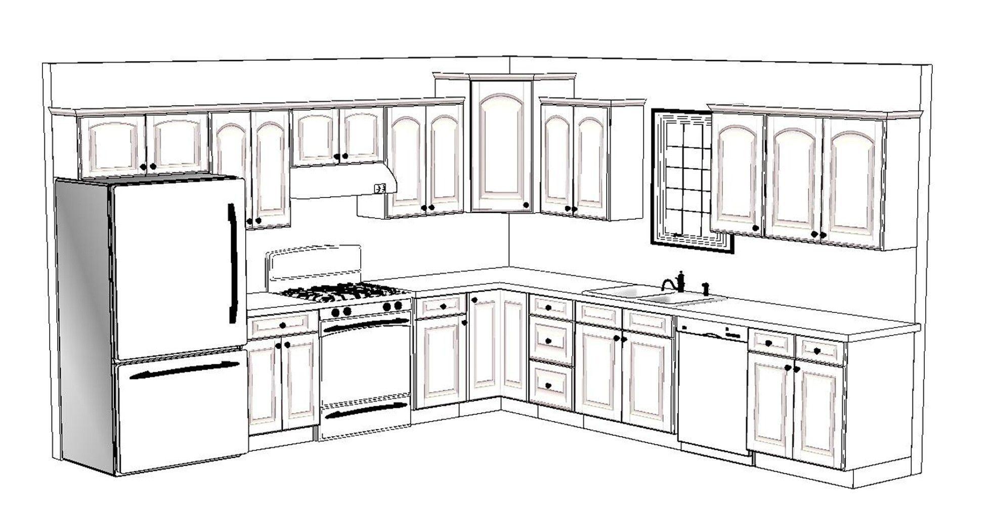 6 x 8 kitchen layout | home decoration ideas