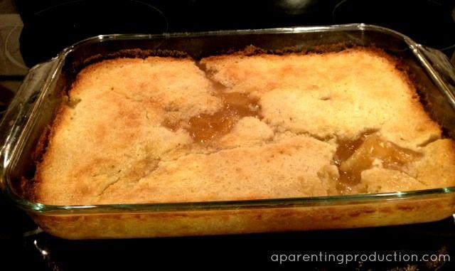 Easy Peasy Apple Cobbler Apple recipes, Delicious