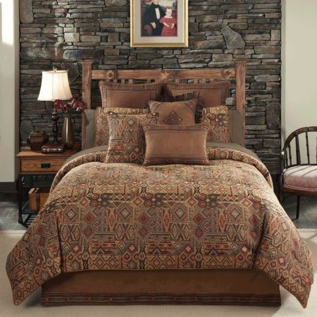Genial Croscill Yosemite Bedding Collection Inspired By Nature, Design Artistry  With Sublime Comfort #Bedding #HomeDecor Www.croscill Living.com