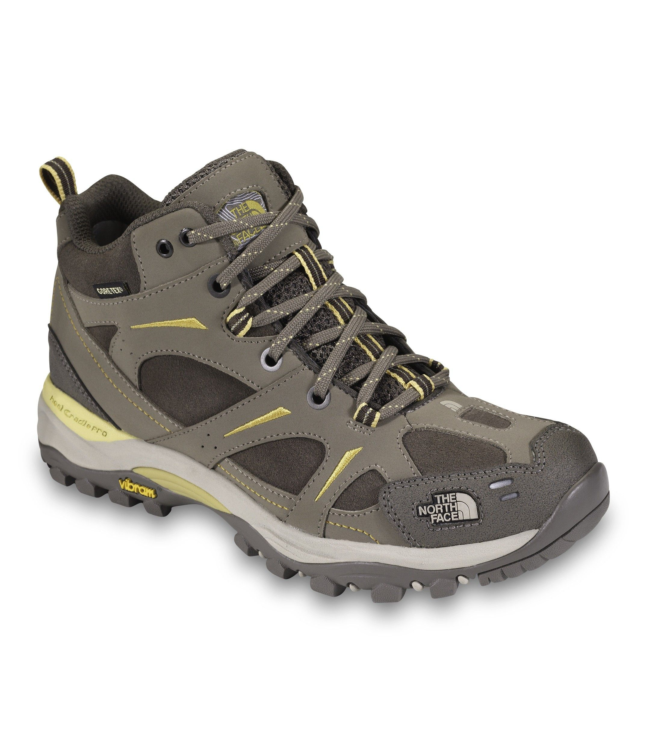 77cccbff5 The North Face Women's Hedgehog Leather Mid GTX XCR - Waterproof ...