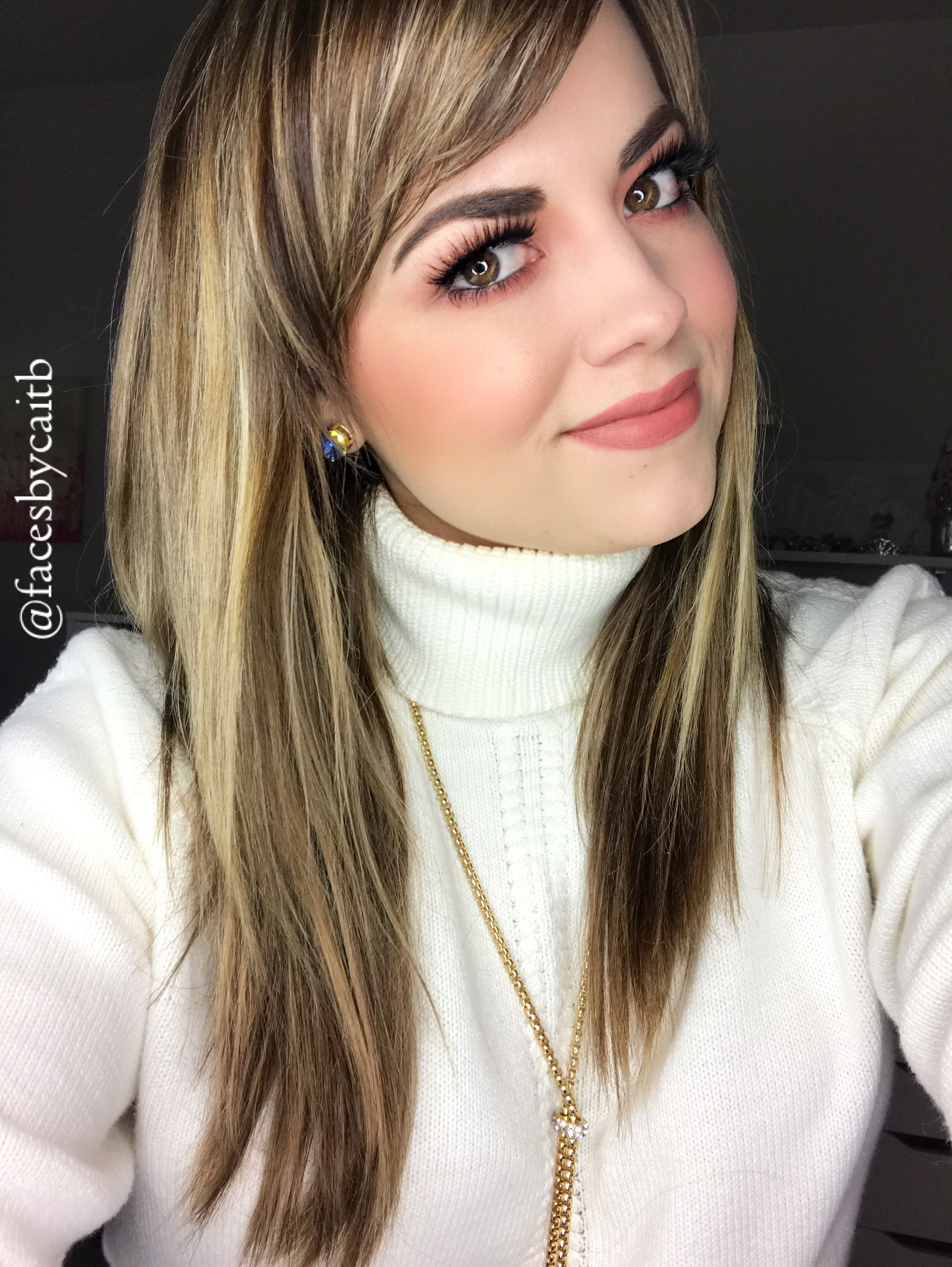 Zala Hair Extensions In Snickers Highlights My Makeup Looks