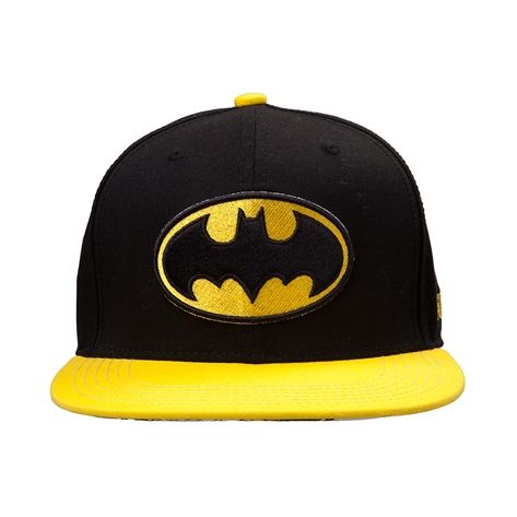 d616a106e81 Hats off to superhero style with the new Batman Snapback Cap! Accessorize  your noggin with