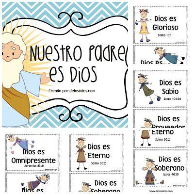 Los Nombres de Dios   Church   Pinterest   Nombres de diosa, El ...