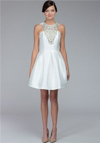 Kate McDonald Little White Dress Beatrice