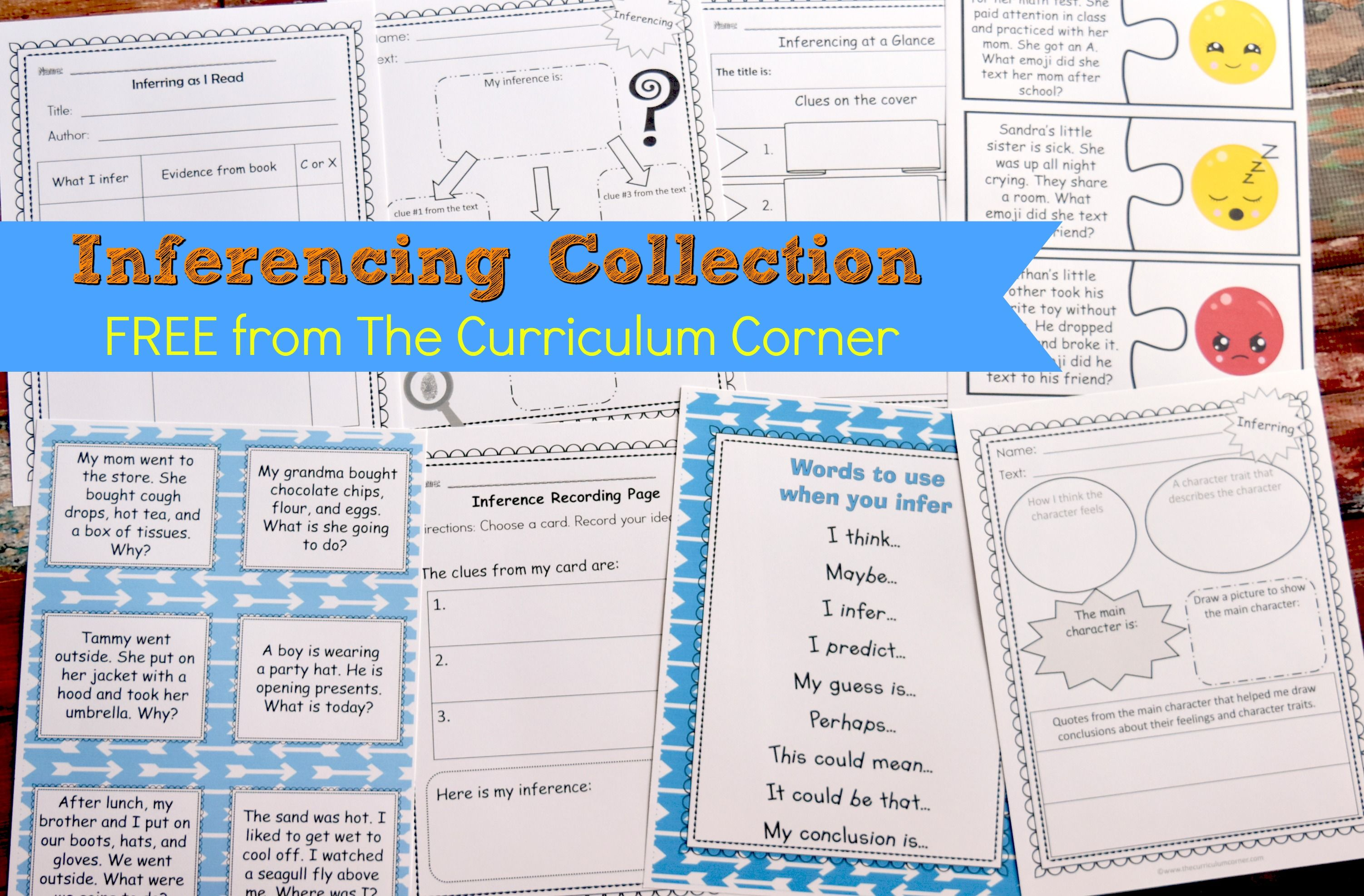 Free Inferencing Collection