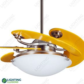 Fine Vento Sole Retractable Bladed Ceiling Fan With Light Geeks Home Interior And Landscaping Mentranervesignezvosmurscom