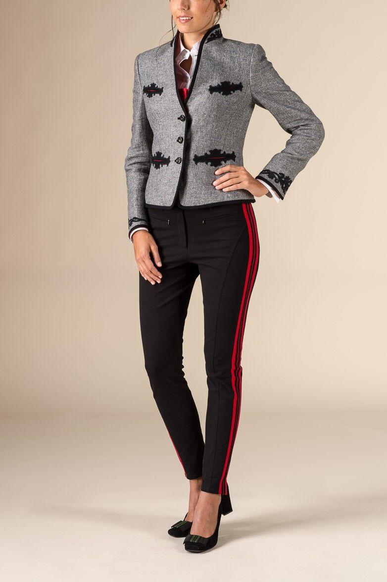 Gössl Online Shop Jacke aus Leinen Jacken Frauen