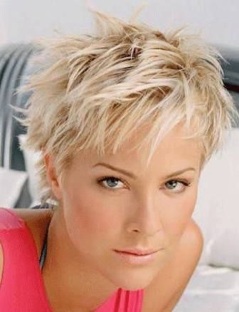 Image Result For Short Messy Hairstyles For Fine Hair Http Scorpioscowl Tumblr Com Post 157435546955 More Messy Short Hair Hair Styles Short Choppy Hair