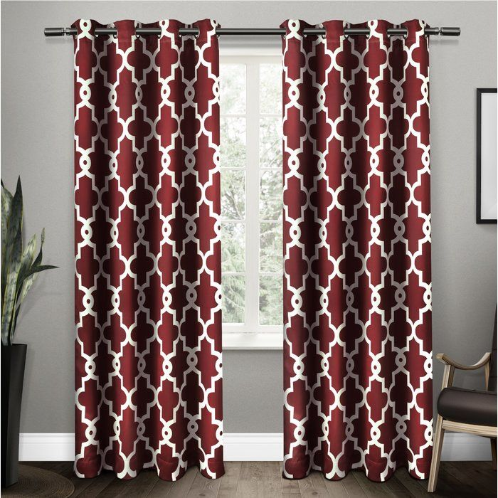 House Of Hampton Hadley Blackout Curtain Panels Reviews