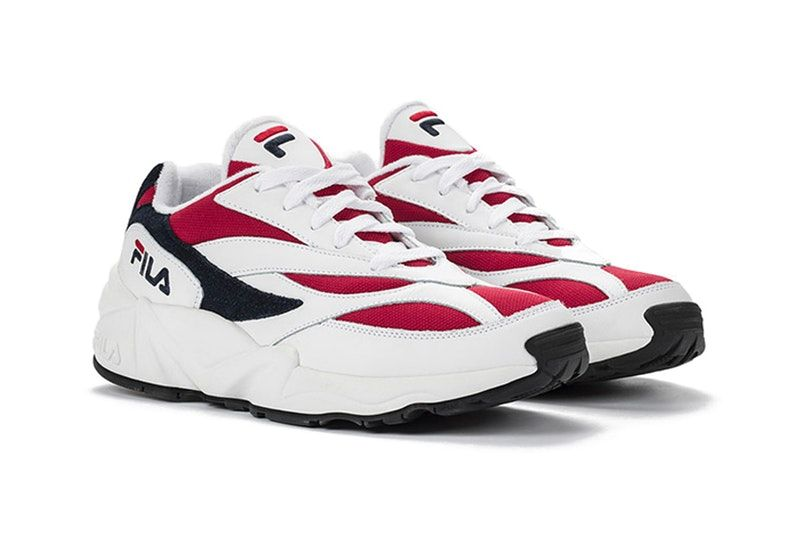 f7245c71faaa FILA Joins the Chunky Sneaker Trend With New Venom Model