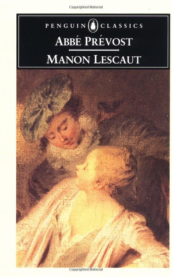 Amazon.co.jp: Manon Lescaut (Penguin Classics): Abbe Prevost, Jean Sgard, Leonard Tancock: 洋書