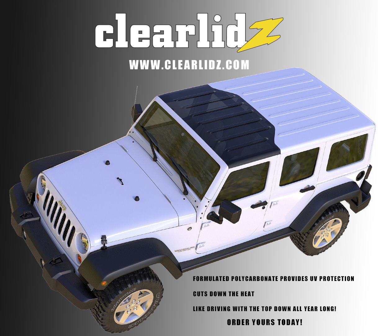 Clear Jeep Jk Hard Top Clear Jeep Shade Top Clearlidz Jeep Wrangler Panoramic Freedom Top Jeep Tops Jeep Tops Jeep Wrangler Hard Top Jeep Wrangler