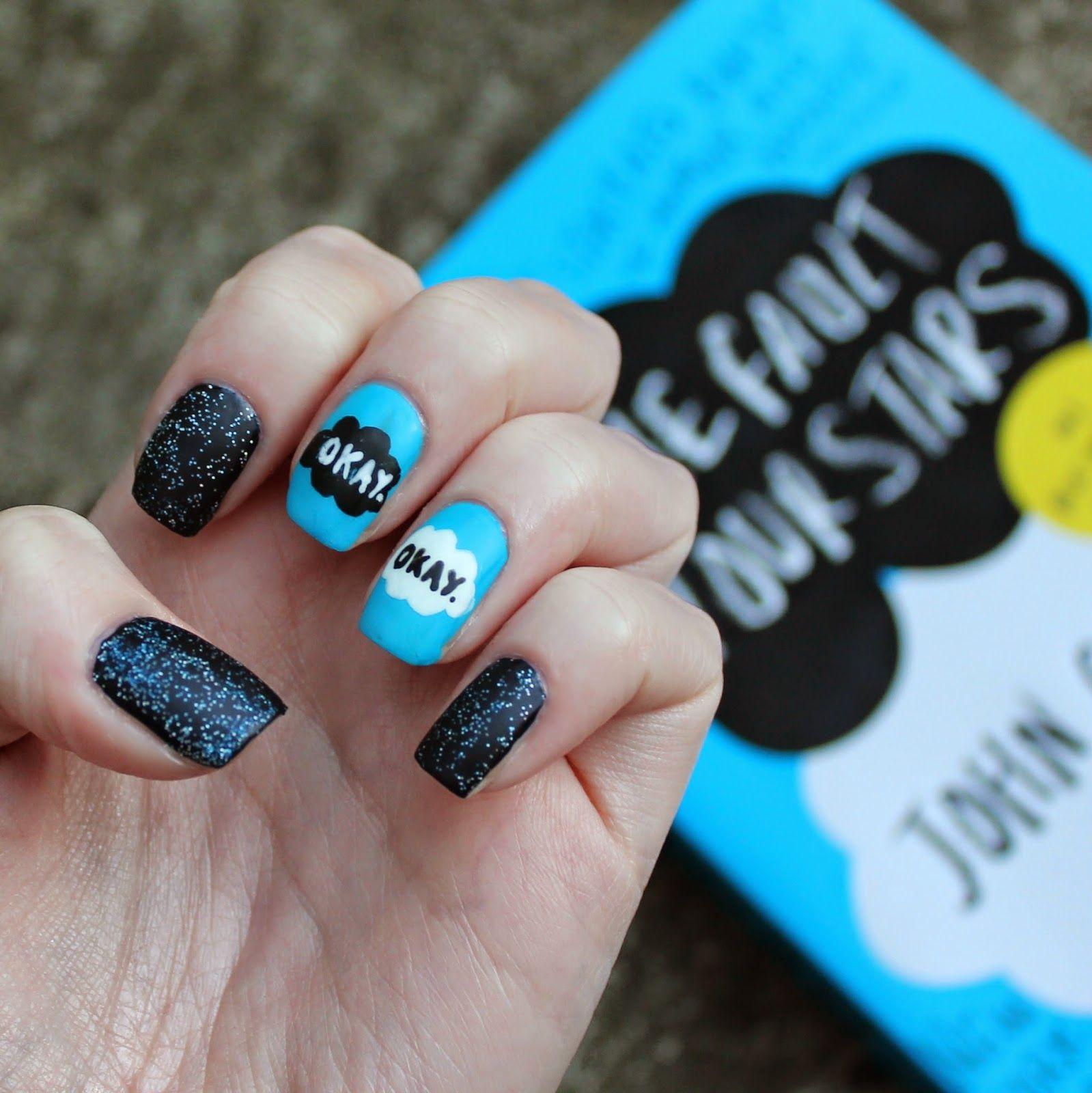 Star Nail Art, Nails