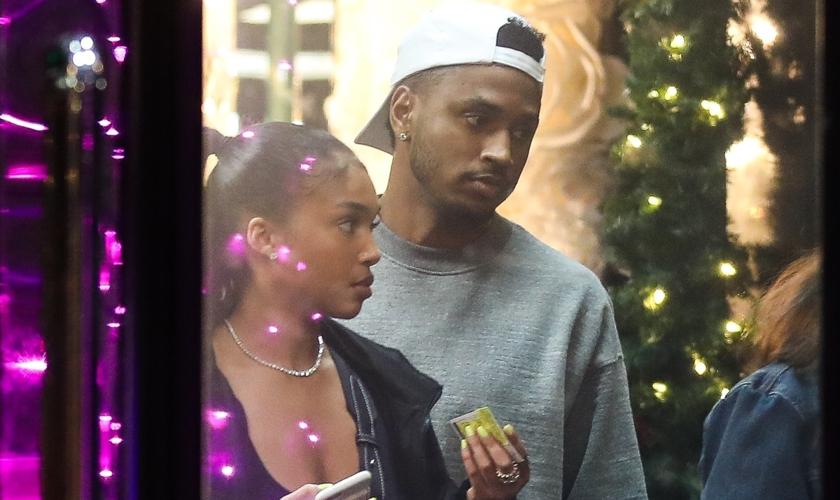 Diggy Christmas 2020 Hats Trey Songz 'Cheats' On Steve Harvey's Daughter w/ P*rnstar!! in