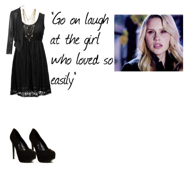 """""""Rebekah Mikaelson"""" by charmed3forever ❤ liked on Polyvore featuring ALDO and Bee Charming"""
