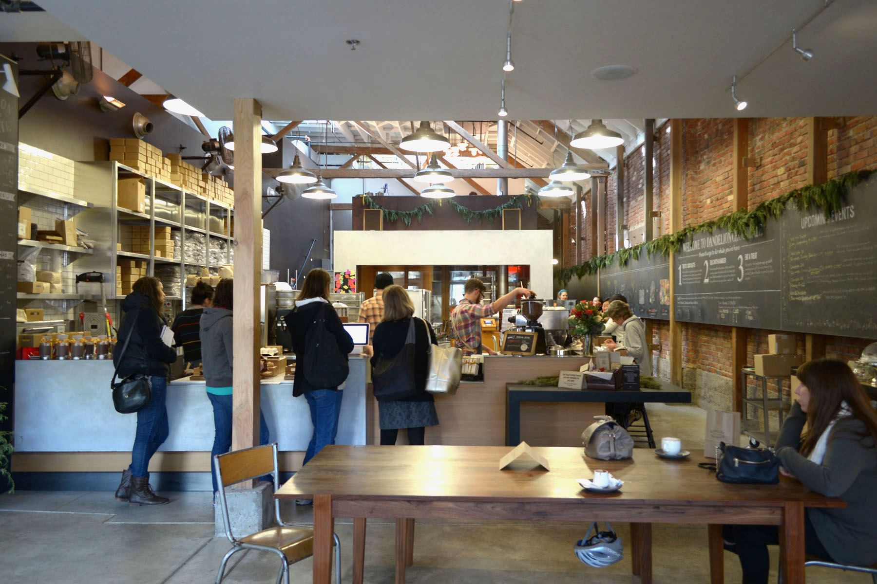 We head to the Mission District to visit small-batch chocolate ...