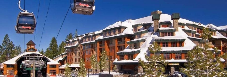 Marriott Grand Residence At The Heavenly Village In South Lake Tahoe A 1 Minute Walk