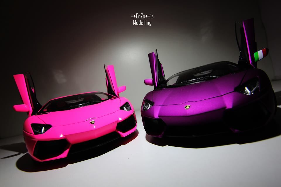 Lamborghini Aventador Purple And Pink Pictures 5 HD ...