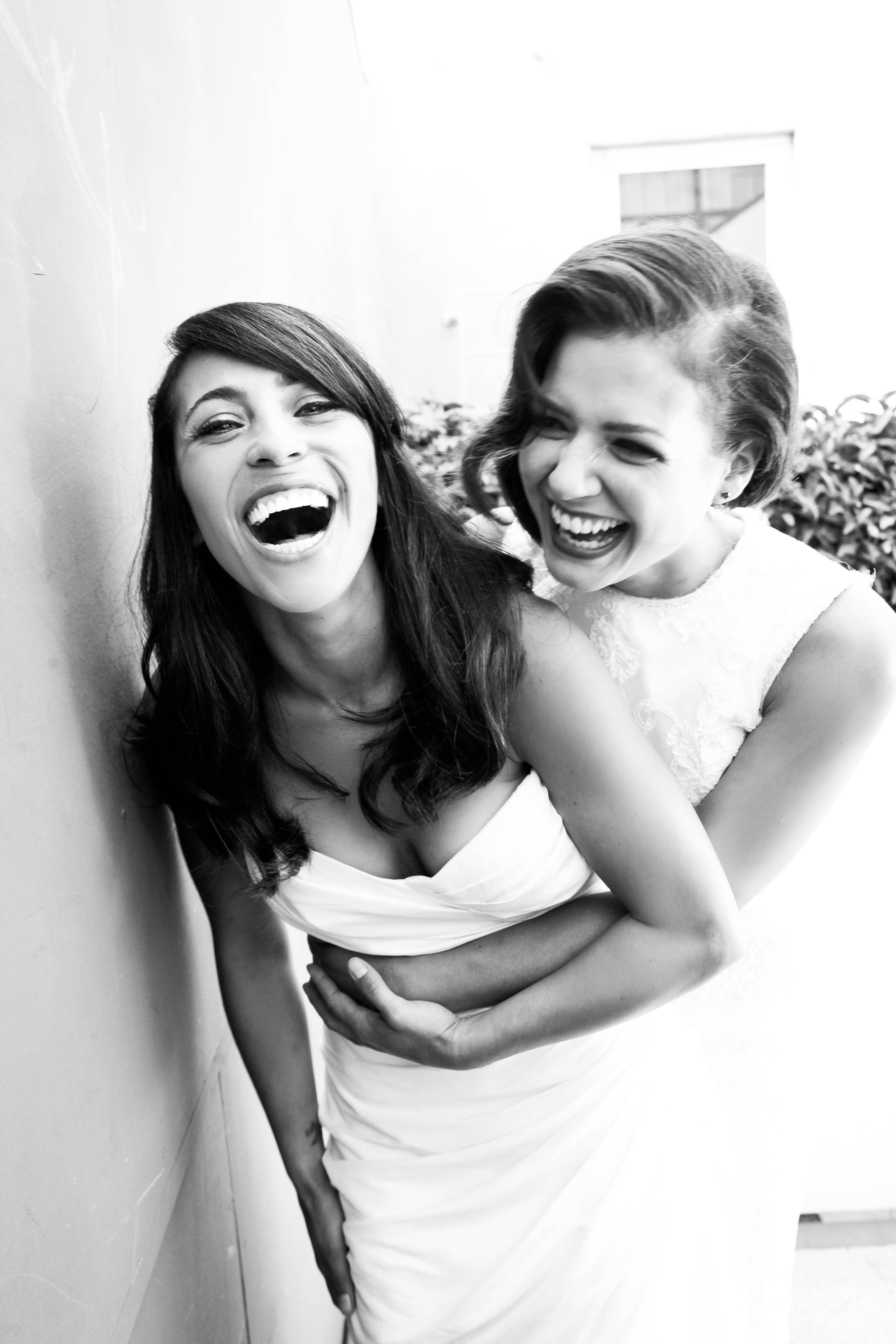 Lesbian Brides || Love & Laughter || wearemattandjess.com … | Pinteres…