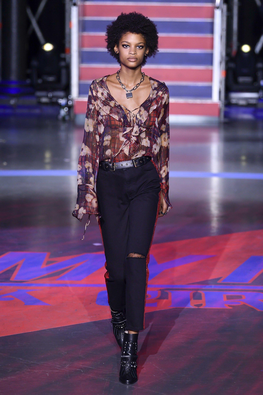 Tommy Hilfiger Spring 2016   Ready-to-Wear   Knit fashion