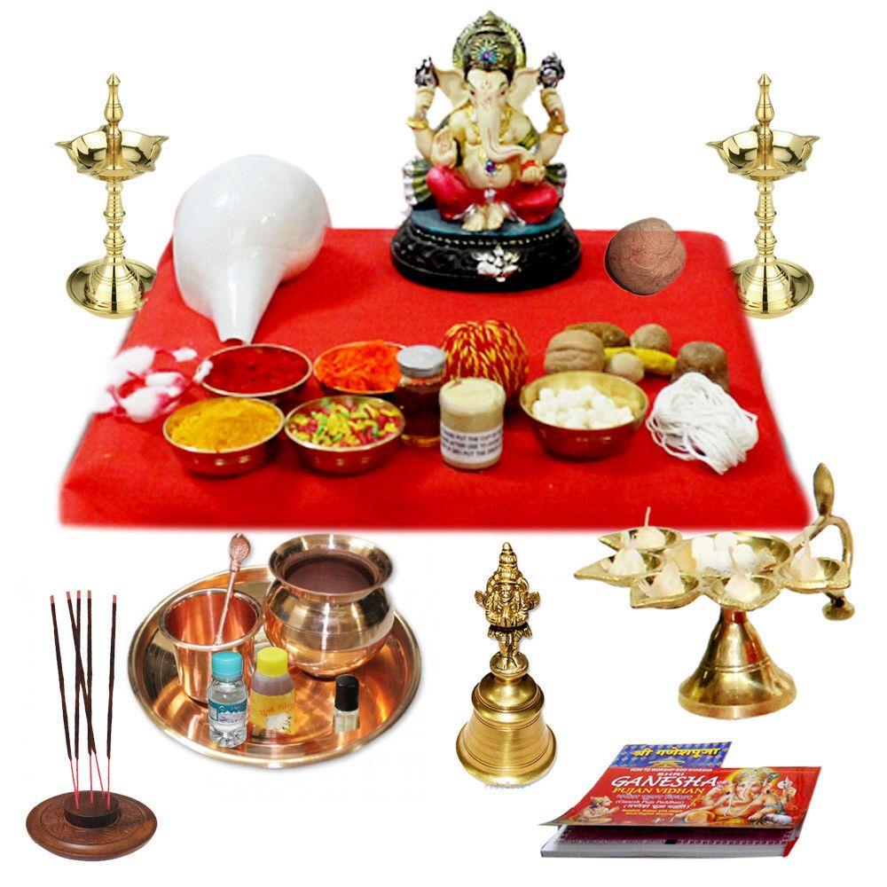 Lord ganesha chaturthi puja kit is the embodiment of om the lord ganesha chaturthi puja kit is the embodiment of om the primordial sound and symbol biocorpaavc